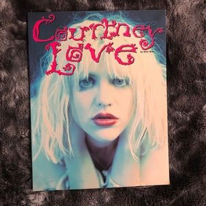 Courtney Love by Nick Wise